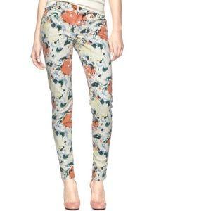 GAP | Floral Legging Jeans